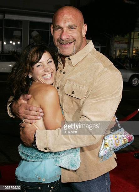 Bill Goldberg during 'Friday Night Lights' World Premiere at Grauman's Chinese Theatre in Hollywood California United States