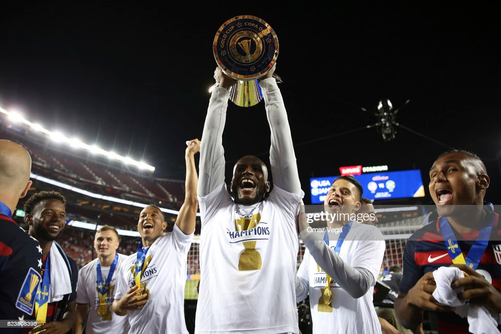 United States v Jamaica: Final - 2017 CONCACAF Gold Cup