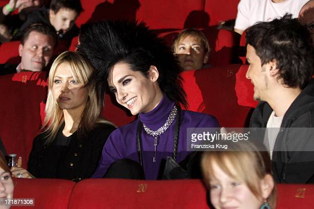 Bill Kaulitz at the Premiere Of movie 'Arthur And The Invisibles The Return Of Maltazard' In the Cinestar Sony Center in Berlin