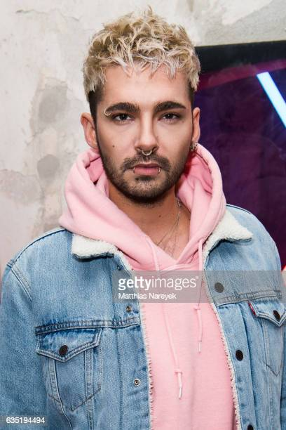 Bill Kaulitz attends the Pantaflix Party during the 67th Berlinale International Film Festival Berlin at the Grand on February 13 2017 in Berlin...