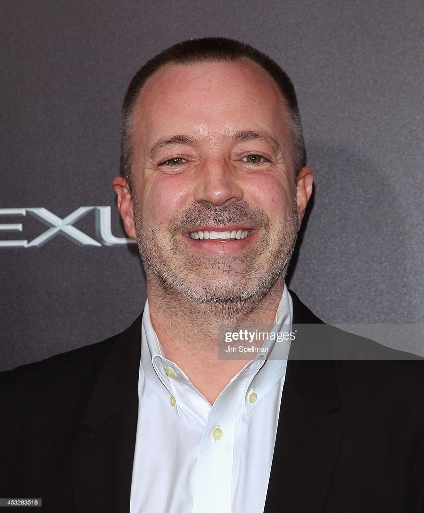 Bill Kramer attends the 'Life is Amazing' Lexus Short Films Series at SVA Theater on August 6, 2014 in New York City.