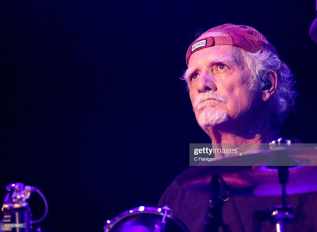 Bill Kreutzmann of Dead & Company during the 'Pay it Forward' concert at The Fillmore on May 23, 2016 in San Francisco, California.