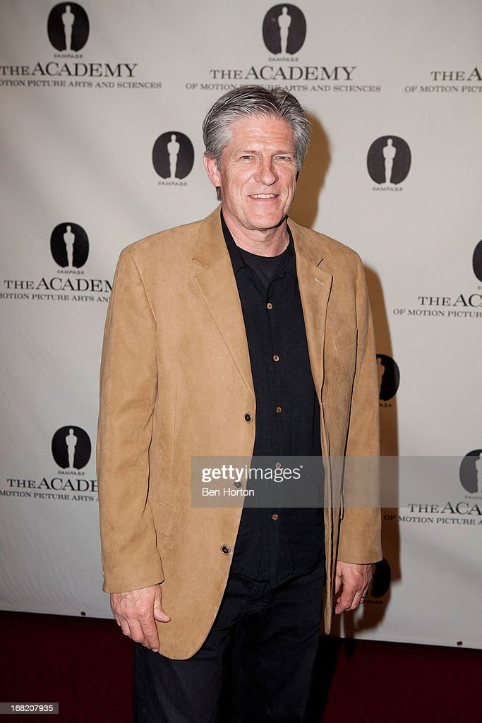 Bill Kroyer attends the Academy of Motion Pictures and Sciences delves into Visual Effects Recipe for 'Life Of Pi' at AMPAS Samuel Goldwyn Theater on May 6, 2013 in Beverly Hills, California.