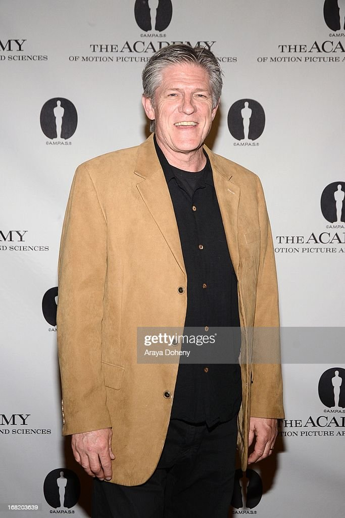 Bill Kroyer attends The Academy Spotlights VFX Game-Changers: Deconstructing 'Pi' at AMPAS Samuel Goldwyn Theater on May 6, 2013 in Beverly Hills, California.