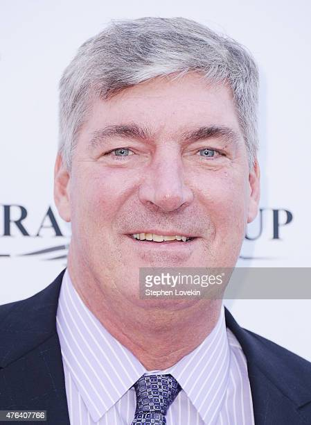 Bill Laimbeer attends The Apollo Theater's 10th Annual Spring Gala at The Apollo Theater on June 8 2015 in New York City