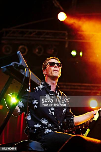 Bill Laurance Performs at North Sea Jazz Festival on Juli 7th 2017 in Rotterdam The Netherlands
