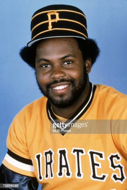 Bill Madlock of the Pittsburgh Pirates poses for a portrait Madlock played for the Pirates from 19791985