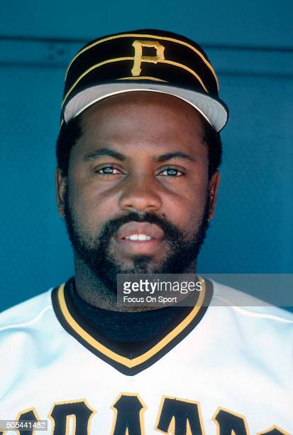 Bill Madlock of the Pittsburgh Pirates poses for this portrait during a Major League Baseball spring training game circa 1982 at Terry Park BallField...
