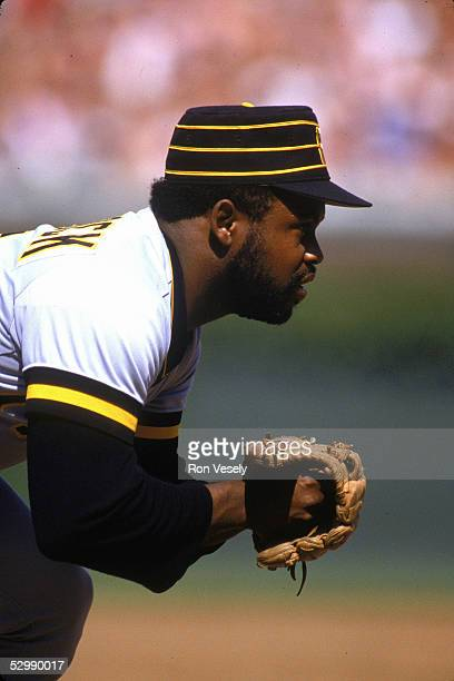 Bill Madlock of the Pittsburgh Pirates stands on the field during a game in the circa 1979 season Madlock played for the Pirates 197985