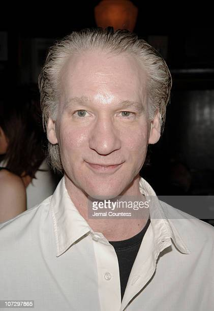 Bill Maher during Bill Maher and Men's Health Magazine Celebrate the Release of Bill Maher's New Book 'New Rules' at Elaine's in New York City New...