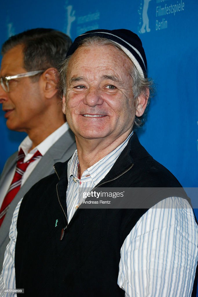 <a gi-track='captionPersonalityLinkClicked' href=/galleries/search?phrase=Bill+Murray&family=editorial&specificpeople=171116 ng-click='$event.stopPropagation()'>Bill Murray</a> attends 'The Grand Budapest Hotel' photocall during 64th Berlinale International Film Festival at Grand Hyatt Hotel on February 6, 2014 in Berlin, Germany.