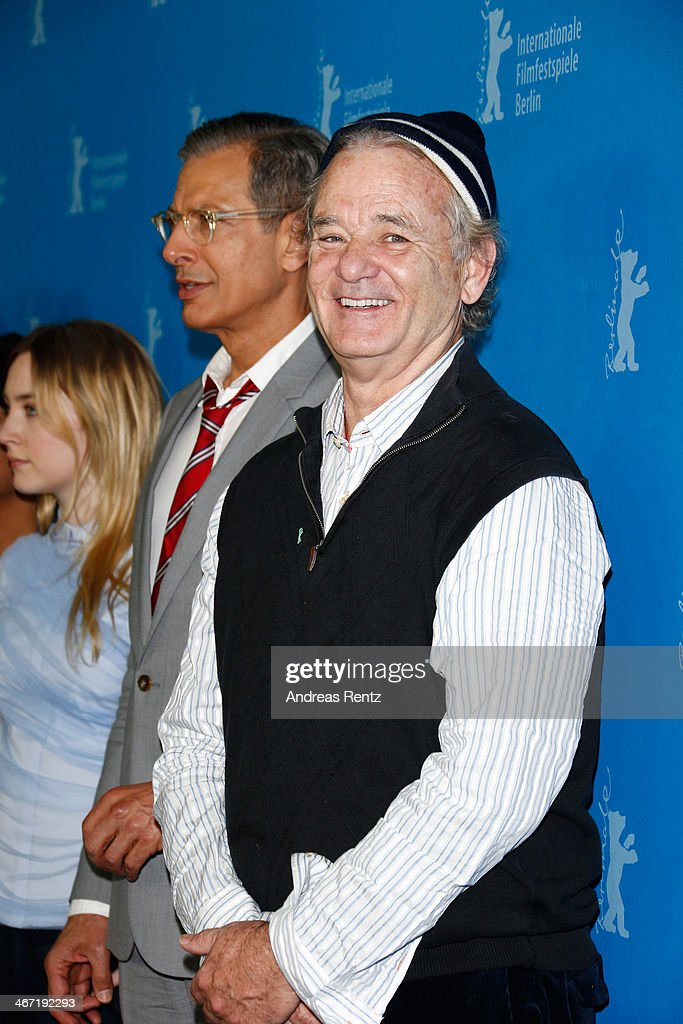 <a gi-track='captionPersonalityLinkClicked' href=/galleries/search?phrase=Bill+Murray&family=editorial&specificpeople=171116 ng-click='$event.stopPropagation()'>Bill Murray</a> attends the 'The Grand Budapest Hotel' photocall during 64th Berlinale International Film Festival at Grand Hyatt Hotel on February 6, 2014 in Berlin, Germany.