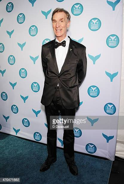 Bill Nye attends The 7th Annual Shorty Awards on April 20 2015 in New York City