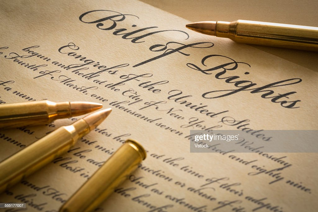 Bill of Rights : Stock Photo