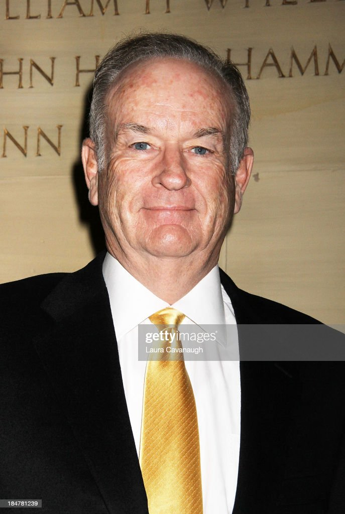Bill O'Reilly attends the 11th annual Giants of Broadcasting Honors at Gotham Hall on October 16, 2013 in New York City.