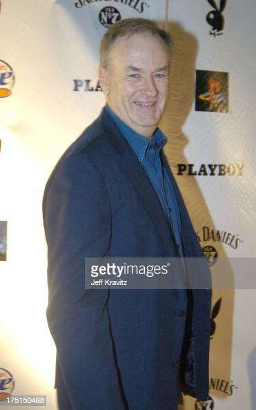 Bill O'Reilly during Playboy's 5th Annual Super Saturday Night Event Brings 'Heaven and Hell' to Houston at Corinthian in Houston Texas United States