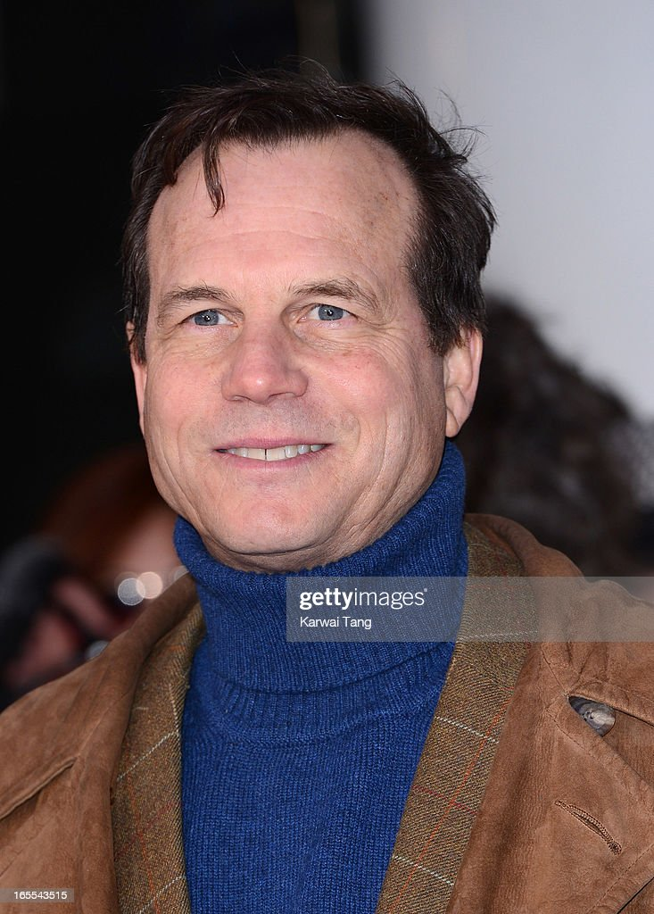 Bill Paxton attends the UK premiere of 'Oblivion' at BFI IMAX on April 4, 2013 in London, England.