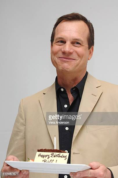 Bill Paxton during 'Big Love' Press Conference with Bill Paxton Jeanne Tripplehorn Chloe Sevigny and Ginnifer Goodwin at Four Seasons in Beverly...
