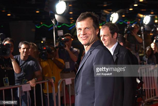 Bill Paxton during Ghosts Of The Abyss Premiere at Universal City Walk IMAX in Universal City California United States