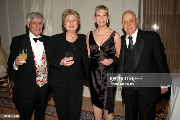 Bill Perlmuth Barbara Bartwink Gina Bugatti and Ted Bartwink attend BALLET HISPANICO's Black Slipper Ball at The Plaza Grand Ballroom on April 20...