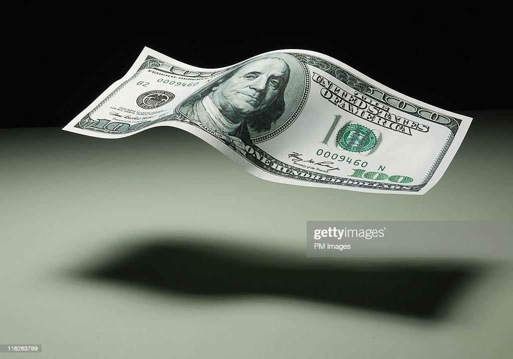 US $100 bill : Stock Photo