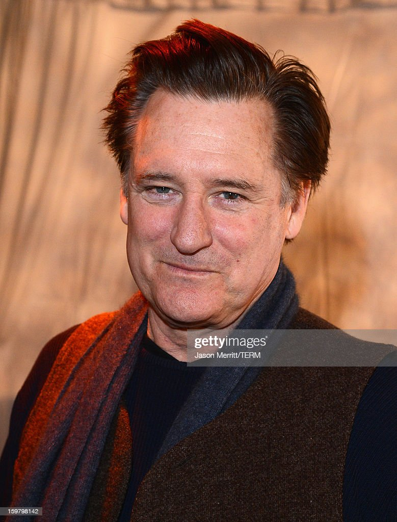 Bill Pullman attends the 2013 Indian Paintbrush Producer's Award Luncheon during the 2013 Sundance Film Festival on January 20, 2013 in Park City, Utah.Indian Paintbrush has selected 2013 Sundance Film Festival selection Ain't Them Bodies Saints, as well as two of its producers (Toby Halbrooks and James M. Johnston) and their production company (Sailor Bear), as the recipients of the 2013 Indian Paintbrush Producer's Award and accompanying $10,000 grant. The award was announced today at the Producers Lunch, hosted by the Sundance Institute Feature Film Program.