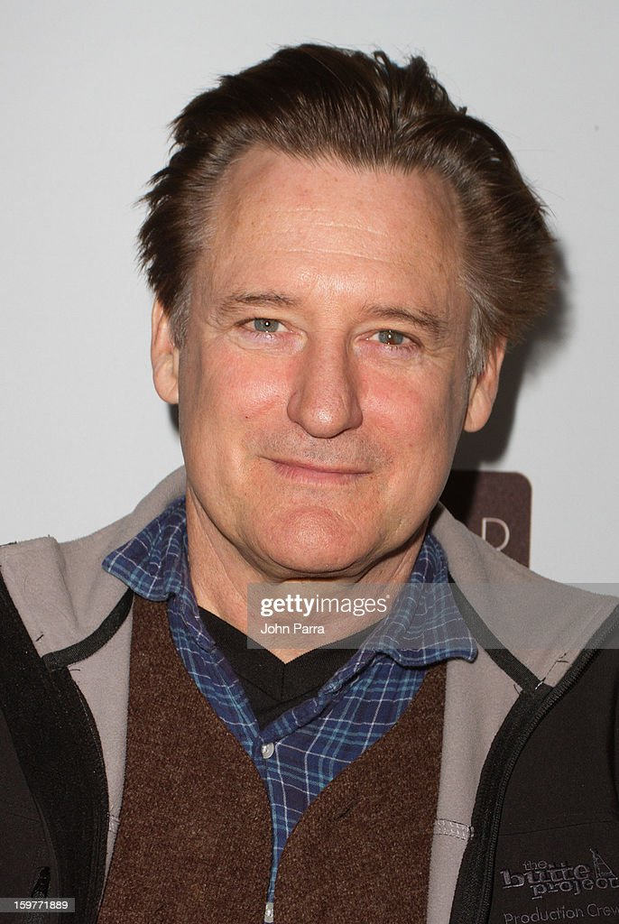 <a gi-track='captionPersonalityLinkClicked' href=/galleries/search?phrase=Bill+Pullman&family=editorial&specificpeople=226899 ng-click='$event.stopPropagation()'>Bill Pullman</a> attends the Creative Coalition Luncheon at Nikki Beach pop-up lounge & restaurant on January 19, 2013 in Park City, Utah.