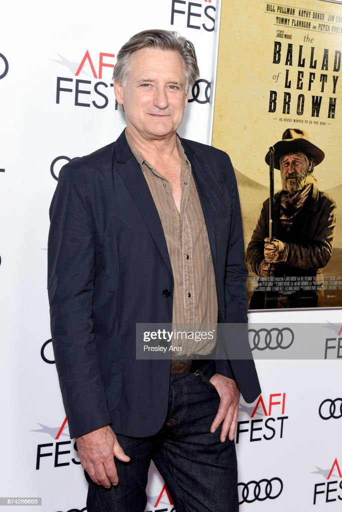 Bill Pullman attends the screening of 'Ballad Of Lefty Brown' at AFI FEST 2017 Presented By Audi at the Egyptian Theatre on November 14, 2017 in Hollywood, California.