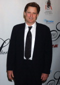 Bill Pullman during A Night of a Hundred Stars 2006 Oscar Viewing Party Arrivals at Beverly Hills Hotel in Beverly Hills California United States