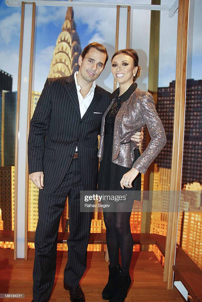 Bill Rancic and Giuliana Rancic visit 'The Wendy Williams Show' at The Wendy Williams Show Studio on December 6 2011 in New York City