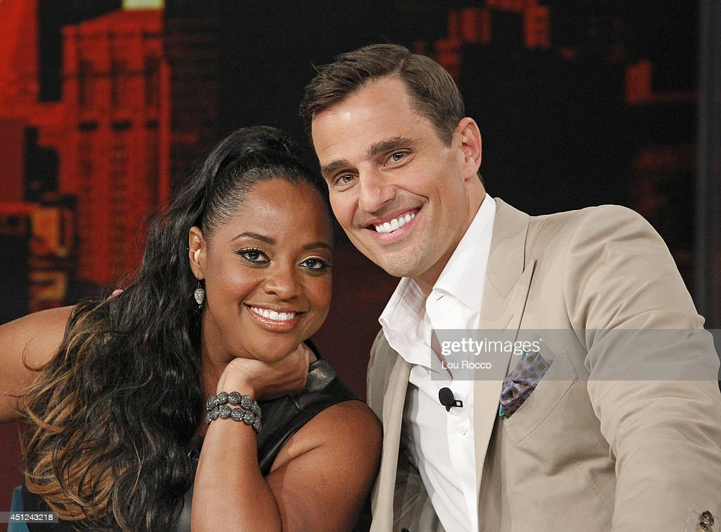 THE VIEW - Bill Rancic guest co-hosts; Tori Spelling and Jennie Garth (ABC Family's 'Mystery Girls'); New Edition performs today, Wednesday, June 25, 2014 on ABC's 'The View.' 'The View' airs Monday-Friday (11:00 am-12:00 pm, ET) on the ABC Television Network.