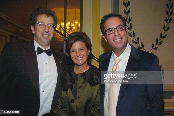 Bill rudin stock photos and pictures getty images for Laura and harry slatkin