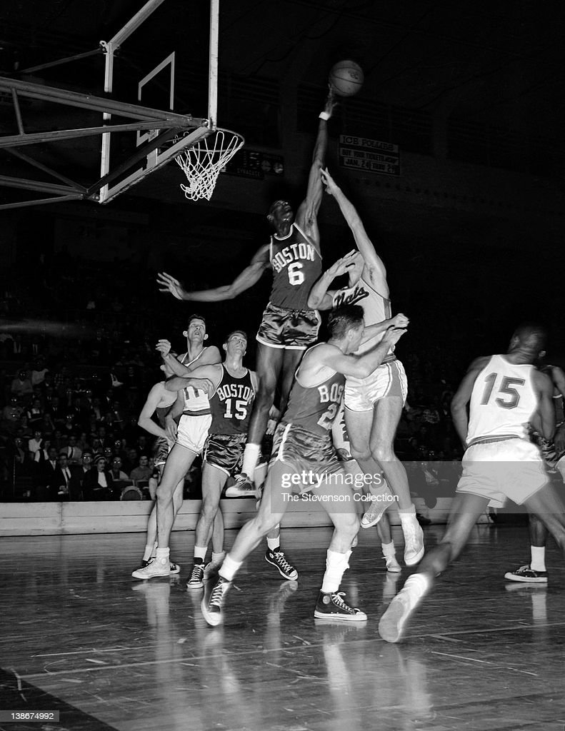 Boston Celtics v Syracuse Nationals