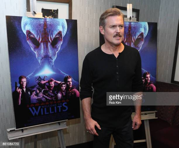 Bill Sage attends the premiere of 'Welcome To Willits' at IFC Center on September 21 2017 in New York City