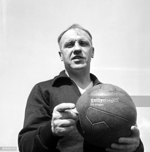 Bill Shankly manager of and the man who is taking Liverpool FC along the road to the First Division Title If the Merseyside club does take the title...