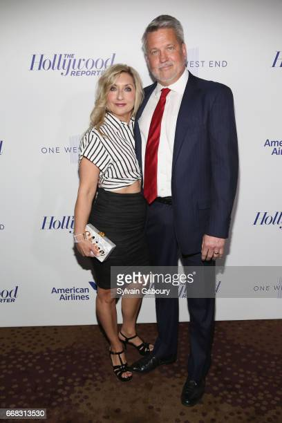 Bill Shine attends The Hollywood Reporter's 35 Most Powerful People In Media 2017 on April 13 2017 in New York City