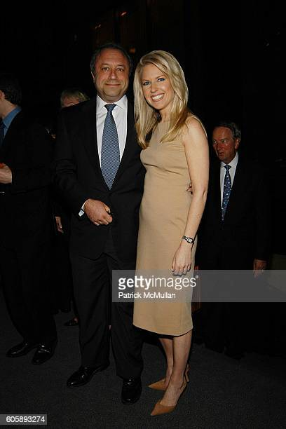 Bill Siegel and Monica Crowley attend The IRVINGTON INSTITUTE 'Through The Kitchen' Dinner Benefit for Immunoligical Research at The Four Seasons...