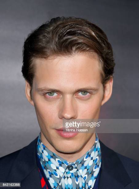 Bill Skarsgard attends the premiere of 'It' at TCL Chinese Theatre on September 5 2017 in Hollywood California