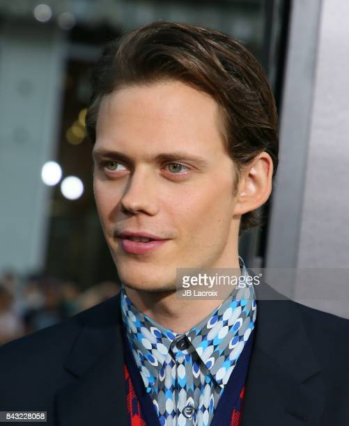 Bill Skarsgard attends the premiere of Warner Bros Pictures and New Line Cinema's 'It' on September 5 2017 in Los Angeles California