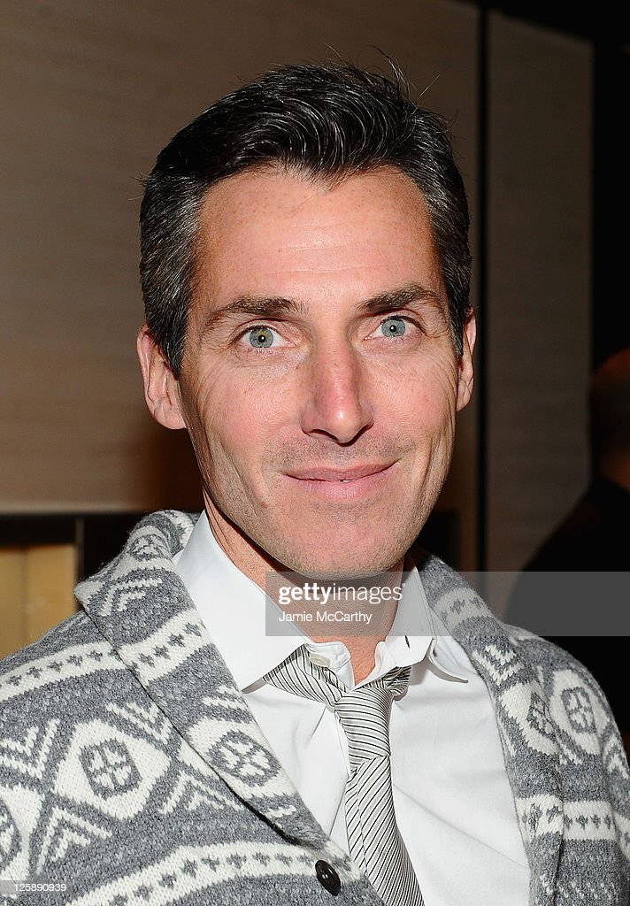 Bill Wackermann Executive VP Publishing Director at Condé Nast attends an exclusive shopping event benefiting Jeffrey Fashion Cares hosted by Details...