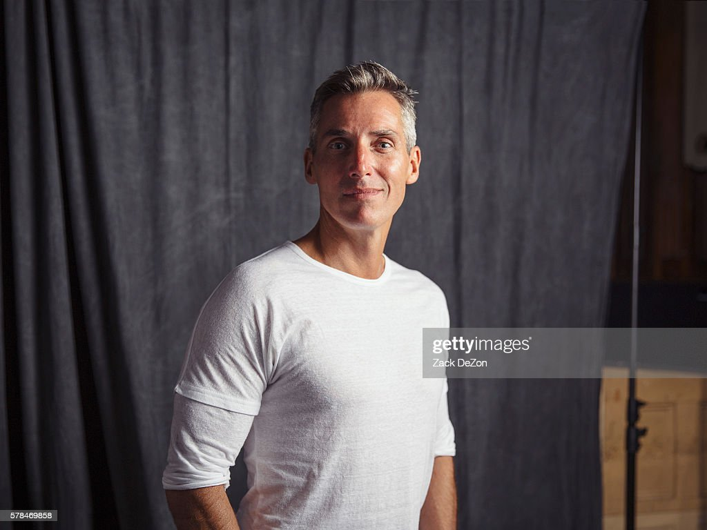 Bill Wackermann poses for a portrait during an after party hosted by Wilhelmina and The WolfPack in Association with NY Cult to close out New York...