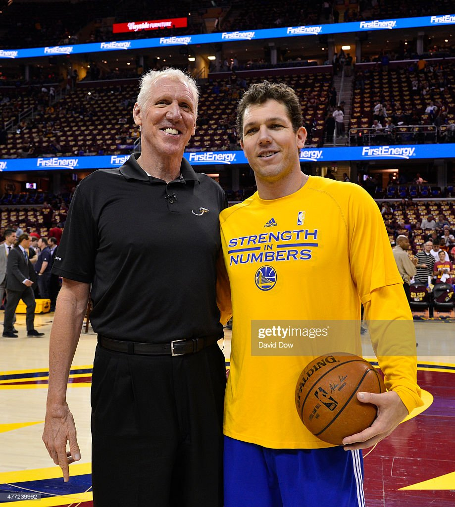 Image result for luke walton bill walton