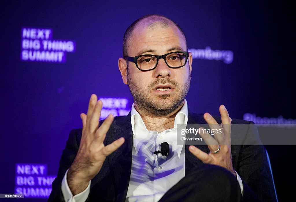 Bill Werde, editorial director of Billboard Magazine, speaks at the Bloomberg Next Big Thing Summit in New York, U.S., on Monday, Sept. 16, 2013. The conference convenes the most influential investors and industry leaders in innovation and science to explore the great frontiers of how technology is changing the way we live, work, and interact. Photographer: Michael Nagle/Bloomberg via Getty Images
