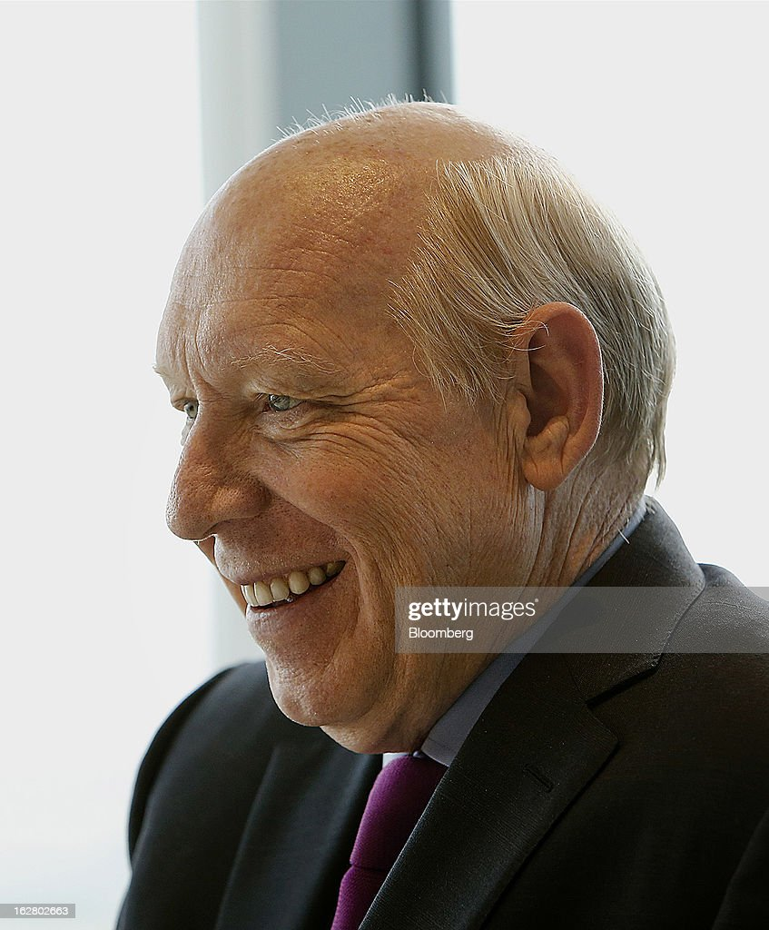 Bill White, chairman of Lazard Ltd., smiles during an interview in Houston, Texas, U.S., on Wednesday, Feb. 27, 2013. White discussed the outlook for U.S. energy independence. Photographer: Aaron M. Sprecher/Bloomberg via Getty Images