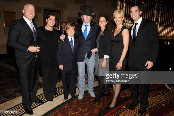 Bill White Violeta Prelvukaj Wyatt Imus Don Imus Lisa Yaconiello Deidre Imus and Bryan Eure attend The 25th Anniversary of SKIP at Gotham Hall on...