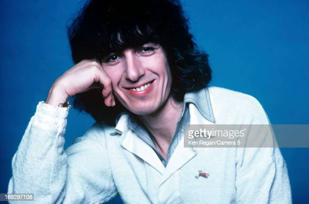 Bill Wyman of the Rolling Stones is photographed at the Camera 5 studios in 1977 in New York City CREDIT MUST READ Ken Regan/Camera 5 via Contour by...