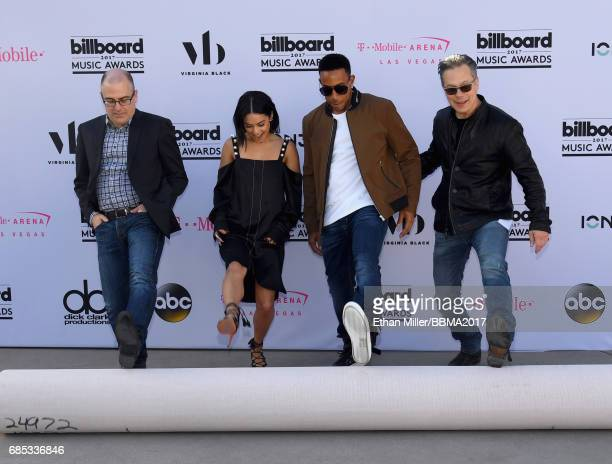 2017 Billboard Music Awards Executive Producer/dcp Mark Bracco cohosts Vanessa Hudgens and Ludacris and 2017 Billboard Music Awards Executive...