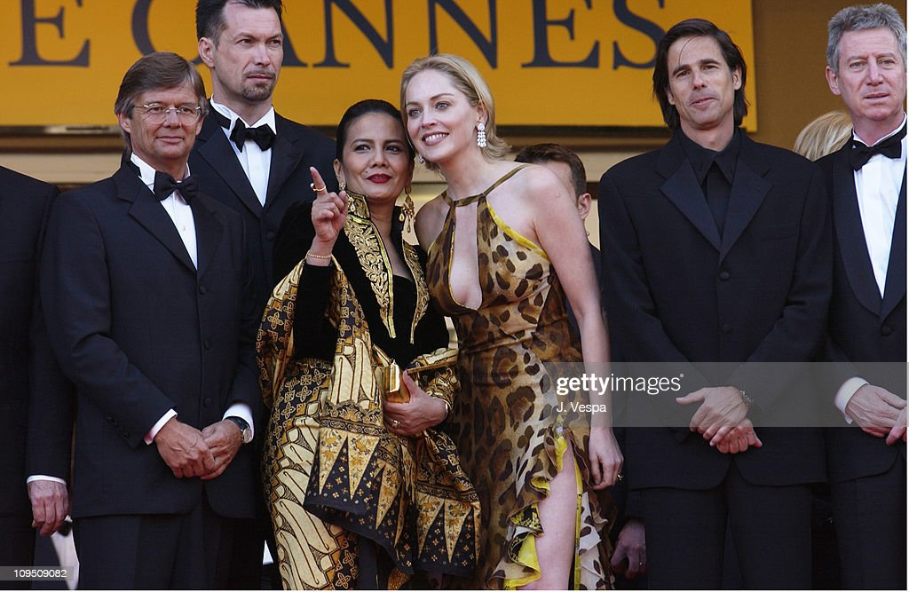 "Cannes 2002 - Opening Night - ""Hollywood Ending"" Premiere"