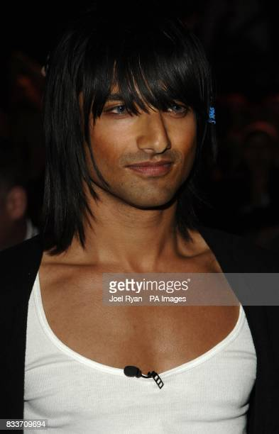 Billi Bhatti is the third person to be evicted from the Big Brother house at Elstree Studios Borehamwood Hertfordshire