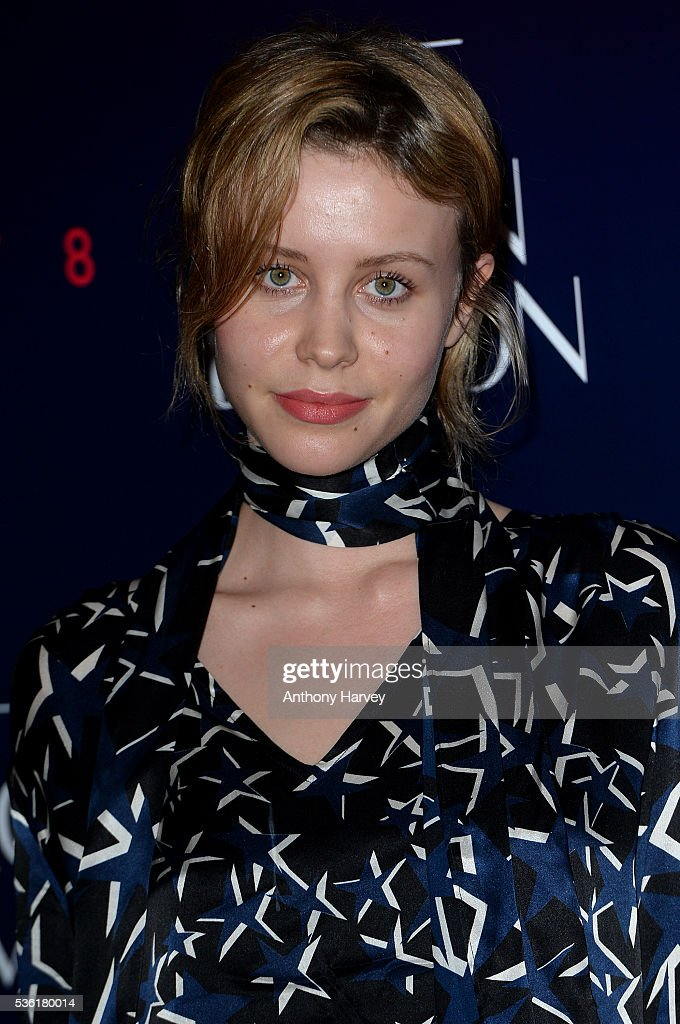 Billie DJ Porter attends the UK Premiere of The Neon Demon on May 31, 2016 in London, United Kingdom.